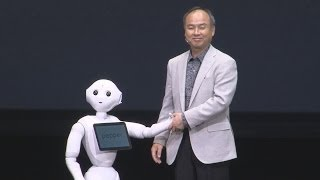 「人の感情を認識するロボット」