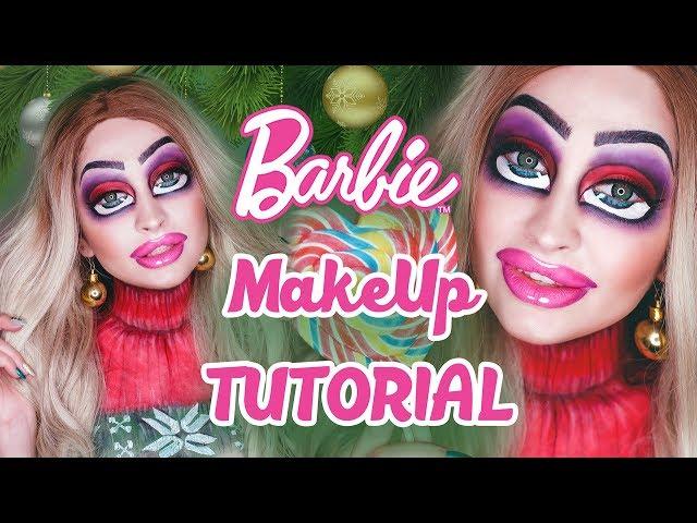 Макияж Барби • Barbie Makeup Tutorial by Sofia Markova