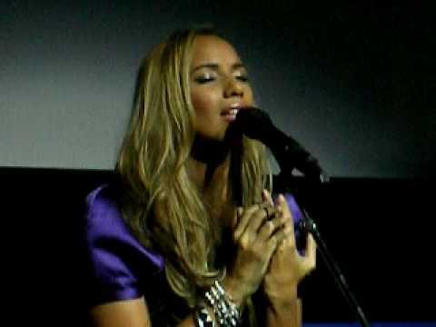 Leona Lewis 98.1 Chfi