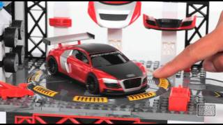 Mega Bloks Need For Speed Custom Garage 95720.mov