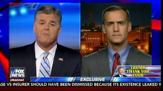 Corey Lewandowski: Donald Trump Has Done More for America in 4 Wks Than Obama Did in 8 Yrs