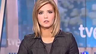 Maria Casado en Telediario 1 (10/10/10)
