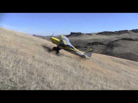 Wild West Aircraft SuperSTOL landing short