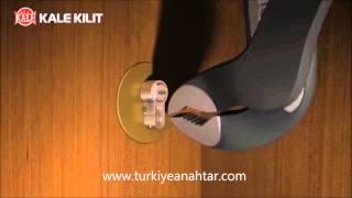 Hırsızlara Karşı Güvenlik Sistemleri turkiyeanahtar.com da