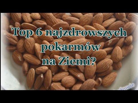 Top 6 Produktów By Zachować Zdrowie - Co Jeść Codziennie?