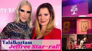 TALÁLKOZTAM JEFFREE STAR-RAL * CAN'T RELATE TOUR 2018 * LONDON