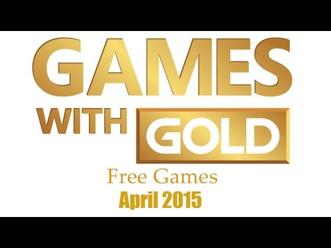 Games with Gold Free Games - April 2015