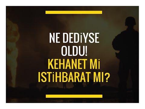 TÜRKİYE HAKKINDA NE DEDİYSE OLDU!!!