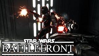 HEAVY Blaster - Star Wars Battlefront Death Star DLC