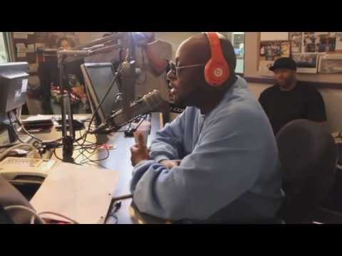 WYCLEF JEAN : INTERVIEW WITH JENNY BOOM BOOM &amp; DJ CRAIG G HOT 93.7 4/10/13