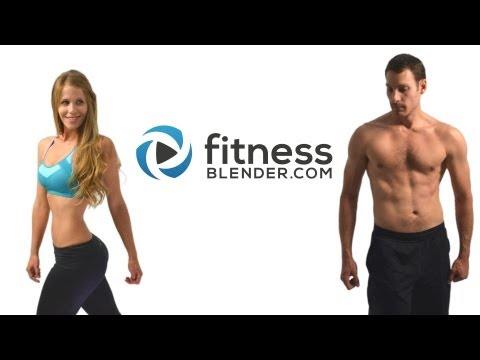 Fitnessblender.com Preview   100% Free Full Length Workout Videos Online