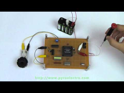 FPGA / CPLD DC Motor Control
