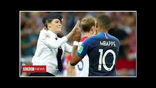 World Cup: Pussy Riot protesters jailed