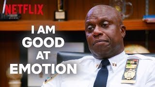 Captain Holt Being GREAT at Human Interaction | Brooklyn Nine-Nine