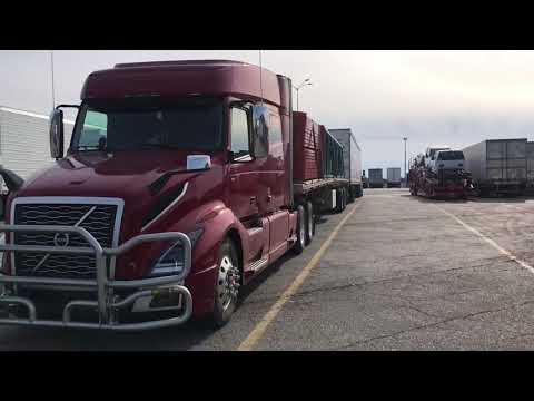 Volvo за 157.700$ дальнобой по США. 6 серия