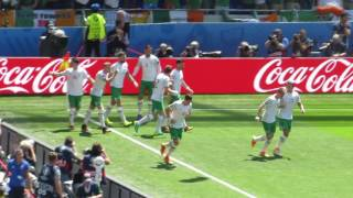 Brady's penalty : France Vs Ireland - Euro 2016
