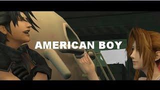 American Boy : Zack X Aerith FF7 Crisis Core AMV