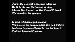Hey Princess - Allstar Weekend [Lyrics-French Translate]