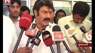 Balakrishna's funny speech