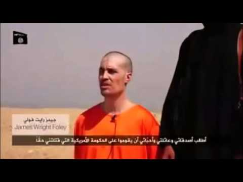 Original No Beheading  James Wright Foley Video   ISIS Propaganda
