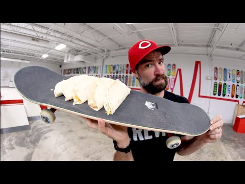 Kickflip Taco Torture! (Land or Eat Them All!)