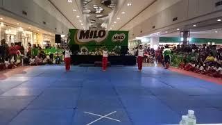 Doble Baston Synchronized Anyo (Milo Olympic) Gold Medalist