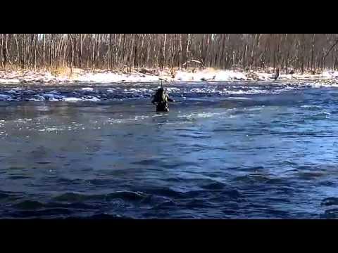 рыбалка на реке терсь