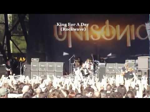 Michael Kiske - Best Of Unisonic World Tour (2012) part1