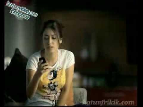 Hazal Kaya Turkcell Reklami