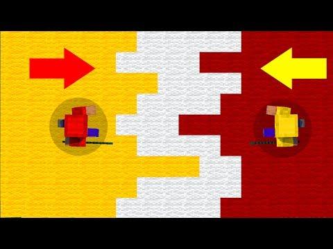 ОТВОЮЙ СЕБЕ ТЕРРИТОРИЮ! КЛАССНЫЕ МИНИ ИГРЫ! - (Minecraft Mini Games)