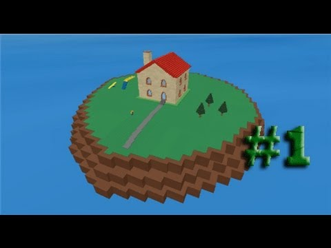 Roblox Natural Disaster Survival w/ Serilkiller Part 1: Ruined Picnic