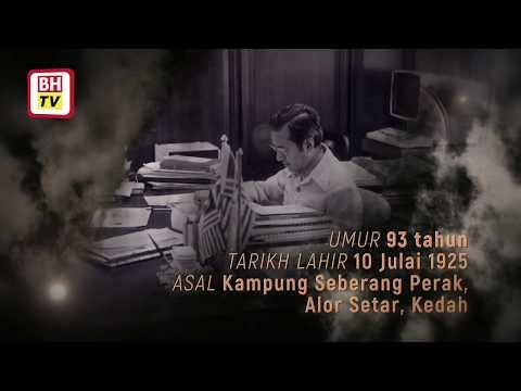 Profil Tun Dr Mahathir Mohamad