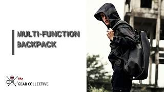 Stylish Multi-Function Backpack - 2