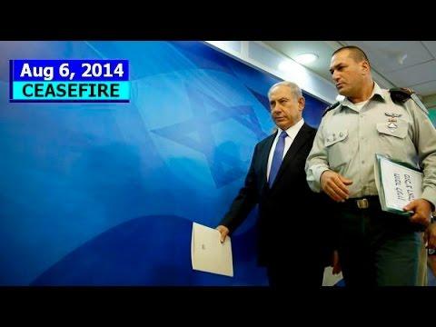 PM Netanyahu & ISRAEL deserve world's Gratitude : [*News, ceasefire/ 8-6-14]
