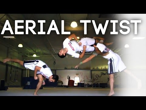 TUTORIAL - A Twist (Aerial Twist)