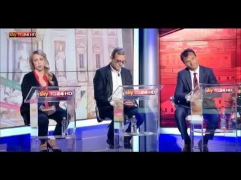 Confronto dei candidati Sindaco di Roma - Sky TG24 - Video Integrale