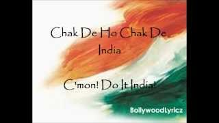 download lagu Chak De India English Translation gratis