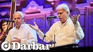 Awesome Raag Megh | Pandits Rajan & Sajan | Music of India