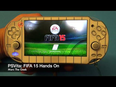 PSVita: FIFA 15 Hands On (Read Update)