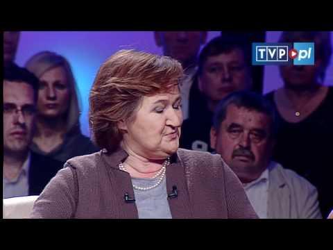 Tomasz Lis na żywo: Bronisław Komorowski oraz Magdalena Środa