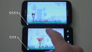 T-Mobile Galaxy S II can't handle Angry Birds
