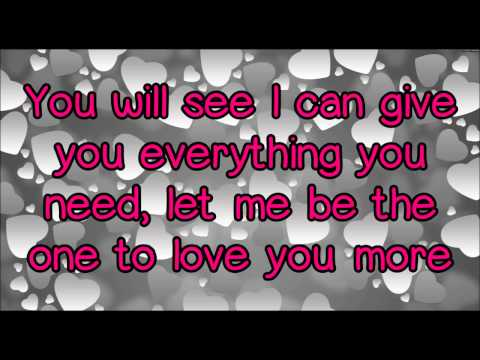 Glee - To Love You More (Lyrics) HD