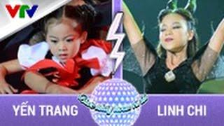 TRIỆU YẾN TRANG - LINH CHI | TẬP 8 | BƯỚC NHẢY HOÀN VŨ NHÍ 2015 (SEASON 2)