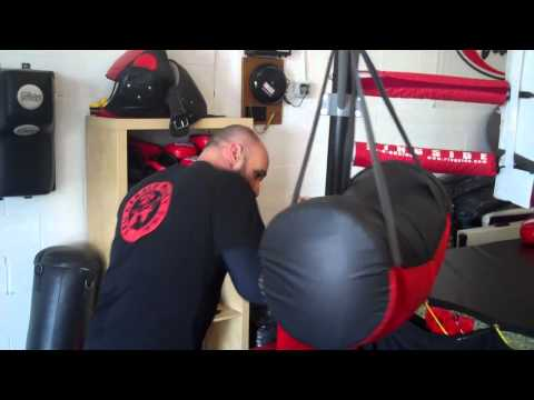 Boxing drills for Upper Cut and Hook Image 1
