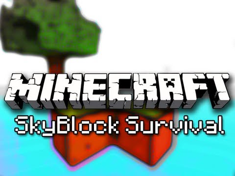 Minecraft: SkyBlock Survival Ep. 14 – Dying for Some Wool