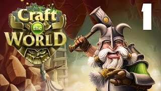 Let's Play Craft the World - Episode 1 - Gameplay Impressions