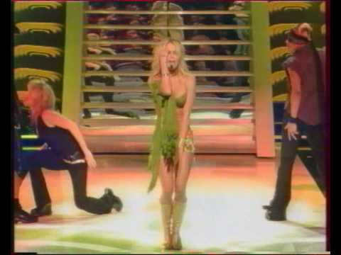 Britney Spears - I m a Slave 4 U (NRJ Music Awards 2001) HQ