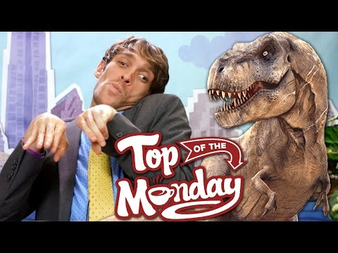 Dancing Dinosaur and a Post-Surgery Proposal | Top of the Monday