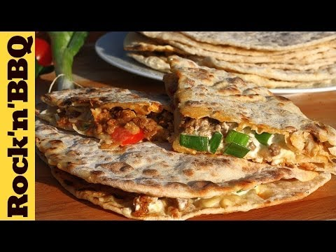 Grilled Quesadillas by Rock'n'BBQ Germany