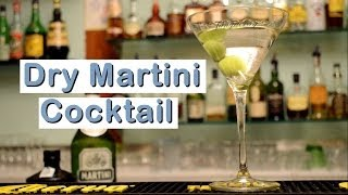 Martini Dry - Ricetta Cocktail
